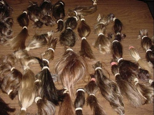 collection cheveux