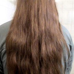 Cheveux détachés