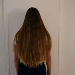 cheveux à vendre