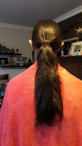 cheveux Santhyago