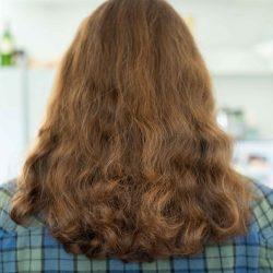 Photo cheveux sam